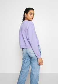 Pepe Jeans - DUA LIPA X - Bluza - violet - 2
