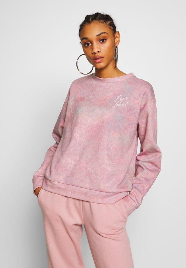 LUNA - Sweatshirt - mauve
