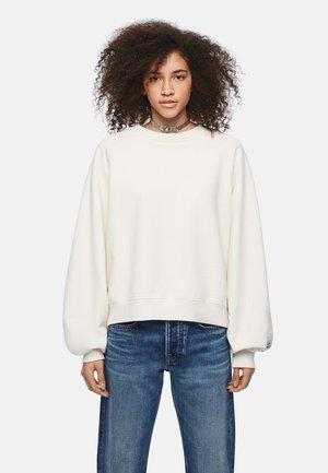 DUA LIPA X PEPE JEANS - Sweater - white