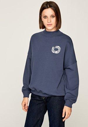 BERTA - Sweatshirt - alt blau