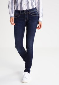 Pepe Jeans - NEW BROOKE - Jeans slim fit - h06 - 0