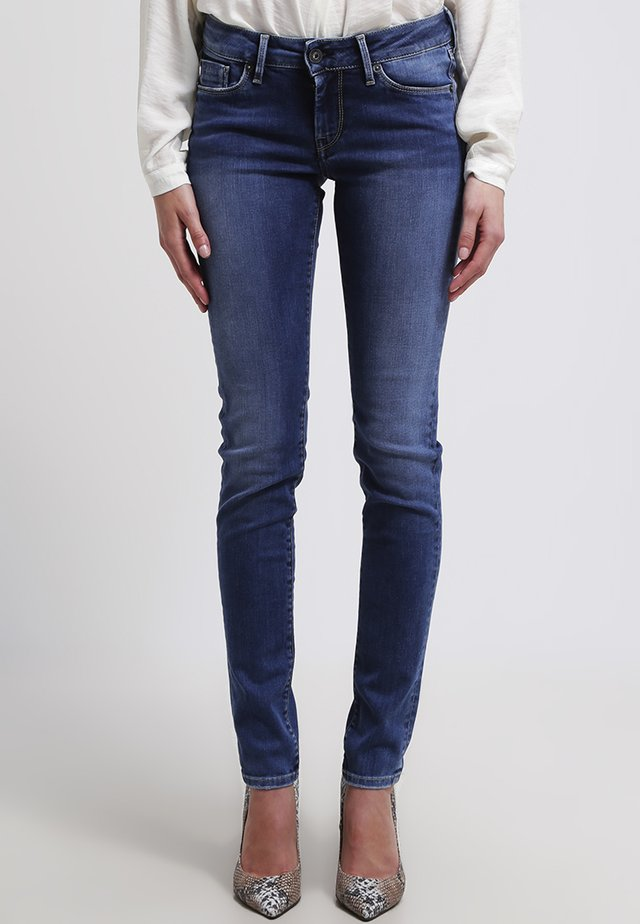 SOHO - Jeans Skinny Fit - blue denim