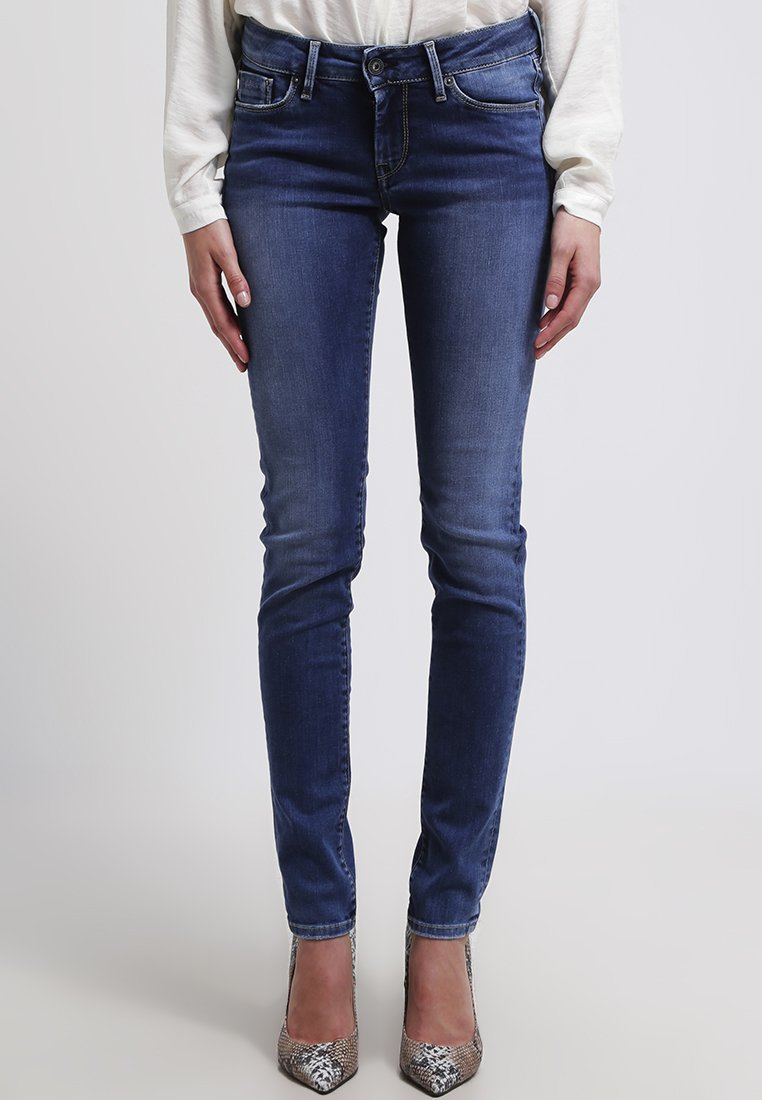 Pepe Jeans - SOHO - Jeans Skinny Fit - blue denim