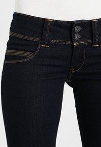 Pepe Jeans - VENUS - Džíny Straight Fit - dark denim - 3