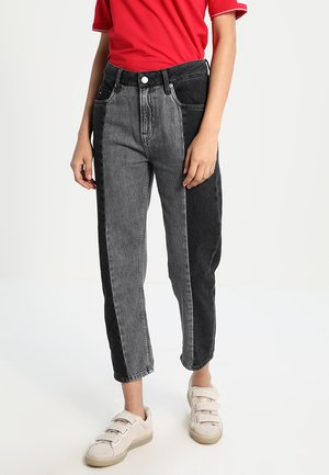 PATCHY  MONOTONE - Relaxed fit jeans - denim