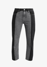 Pepe Jeans - PATCHY  MONOTONE - Relaxed fit jeans - denim - 5
