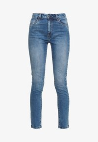 Pepe Jeans - Jeansy Skinny Fit - light-blue denim