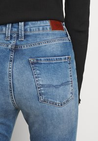 Pepe Jeans - Jeansy Skinny Fit - light-blue denim - 3