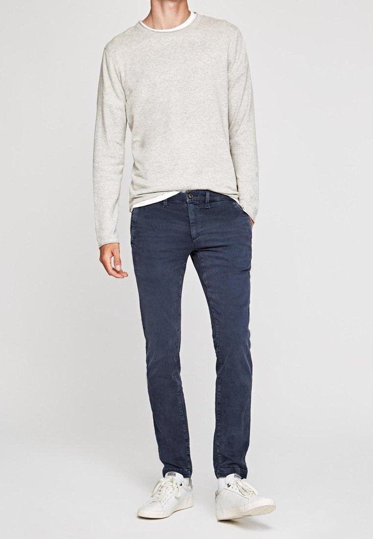 Pepe Jeans - JAMES - Jeans Slim Fit - dark blue