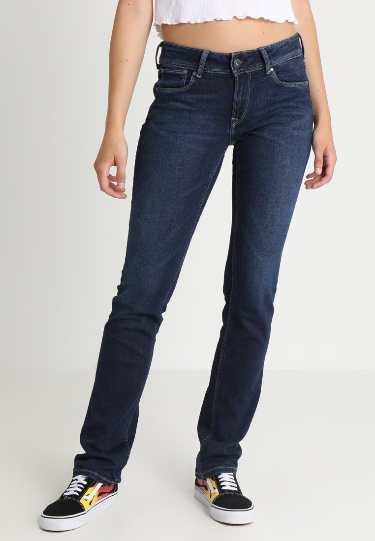Pepe Jeans - HOLLY MID  - Straight leg jeans - ci3