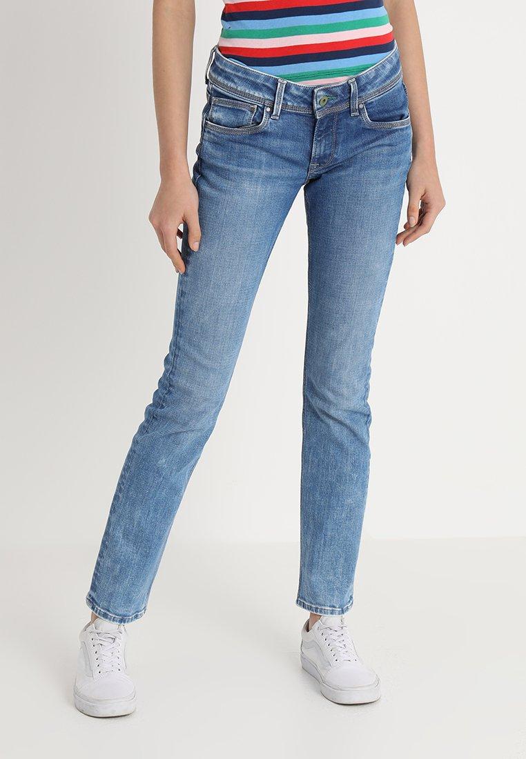 Pepe Jeans - TRU BLU SATURN - Jeans Straight Leg - ww4