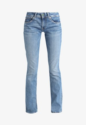 TRU BLU SATURN - Jeans straight leg - wz3 denim