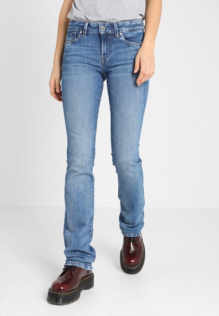 Pepe Jeans - TRU BLU PICCADILLY - Jeans Bootcut - wz4 denim