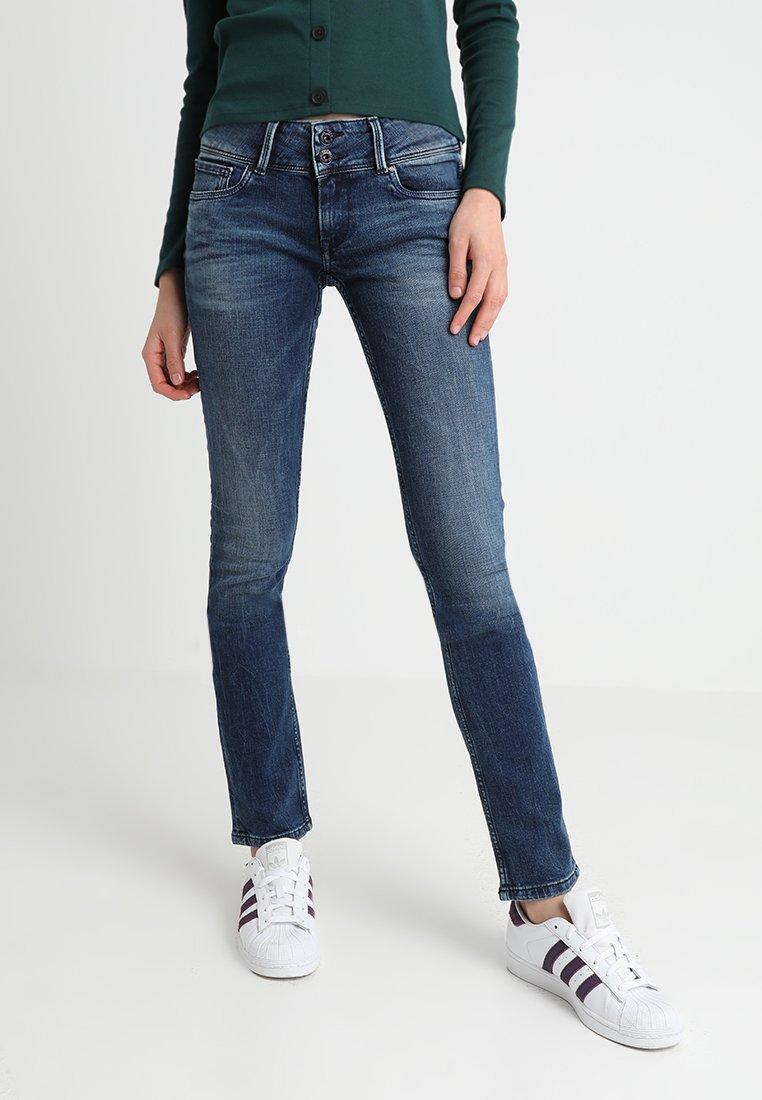 Pepe Jeans - VERA - Slim fit jeans - cn9 denim