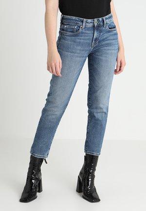 TRU BLU JOLIE - Slim fit jeans - wy3 denim