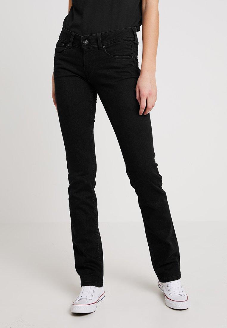 Pepe Jeans - HOLLY - Jeans Straight Leg - 000denim