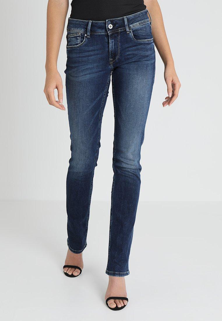 Pepe Jeans - HOLLY - Jeans Straight Leg - medium used