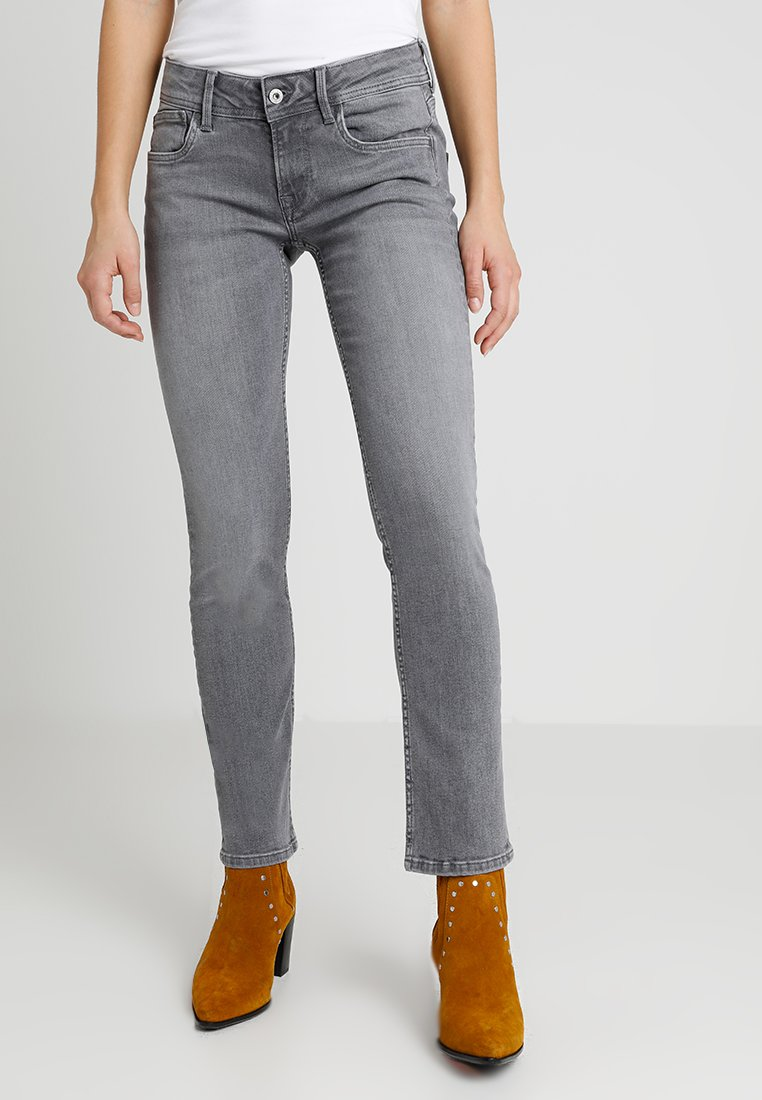 Pepe Jeans - HOLLY - Jeans Straight Leg - 000denim