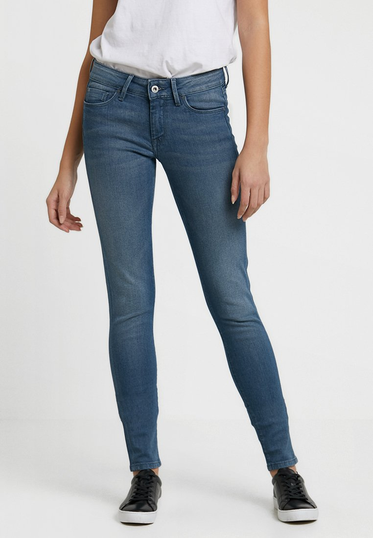 Pepe Jeans - IRINA - Jeans Skinny Fit - 000denim