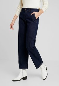 Pepe Jeans - IVORY - Flared Jeans - denim archive rinsed - 0