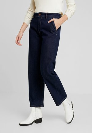 IVORY - Flared Jeans - denim archive rinsed