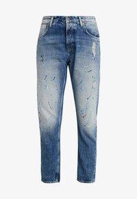 Pepe Jeans - BRIGADE DLX - Vaqueros boyfriend - denim 11oz painted selvedge - 3