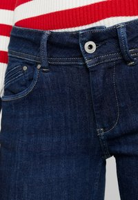 Pepe Jeans - PIMLICO - Flared Jeans - denim rinsed - 4