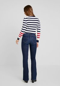 Pepe Jeans - PIMLICO - Flared Jeans - denim rinsed - 2