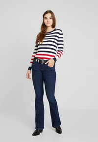 Pepe Jeans - PIMLICO - Flared Jeans - denim rinsed - 1