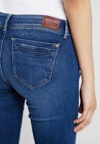 Pepe Jeans - PIMLICO - Flared Jeans - denim dark used - 5