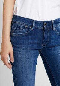 Pepe Jeans - PIMLICO - Flared Jeans - denim dark used - 3