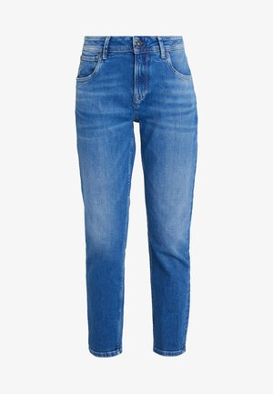 VIOLET - Jeans Relaxed Fit - denim medium used