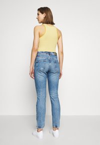 Pepe Jeans - VIOLET - Jeansy Relaxed Fit - destroyed denim - 2