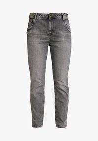 Pepe Jeans - HAZEL - Relaxed fit jeans - denim grey wiser wash - 4