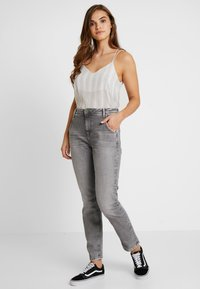 Pepe Jeans - HAZEL - Relaxed fit jeans - denim grey wiser wash - 1