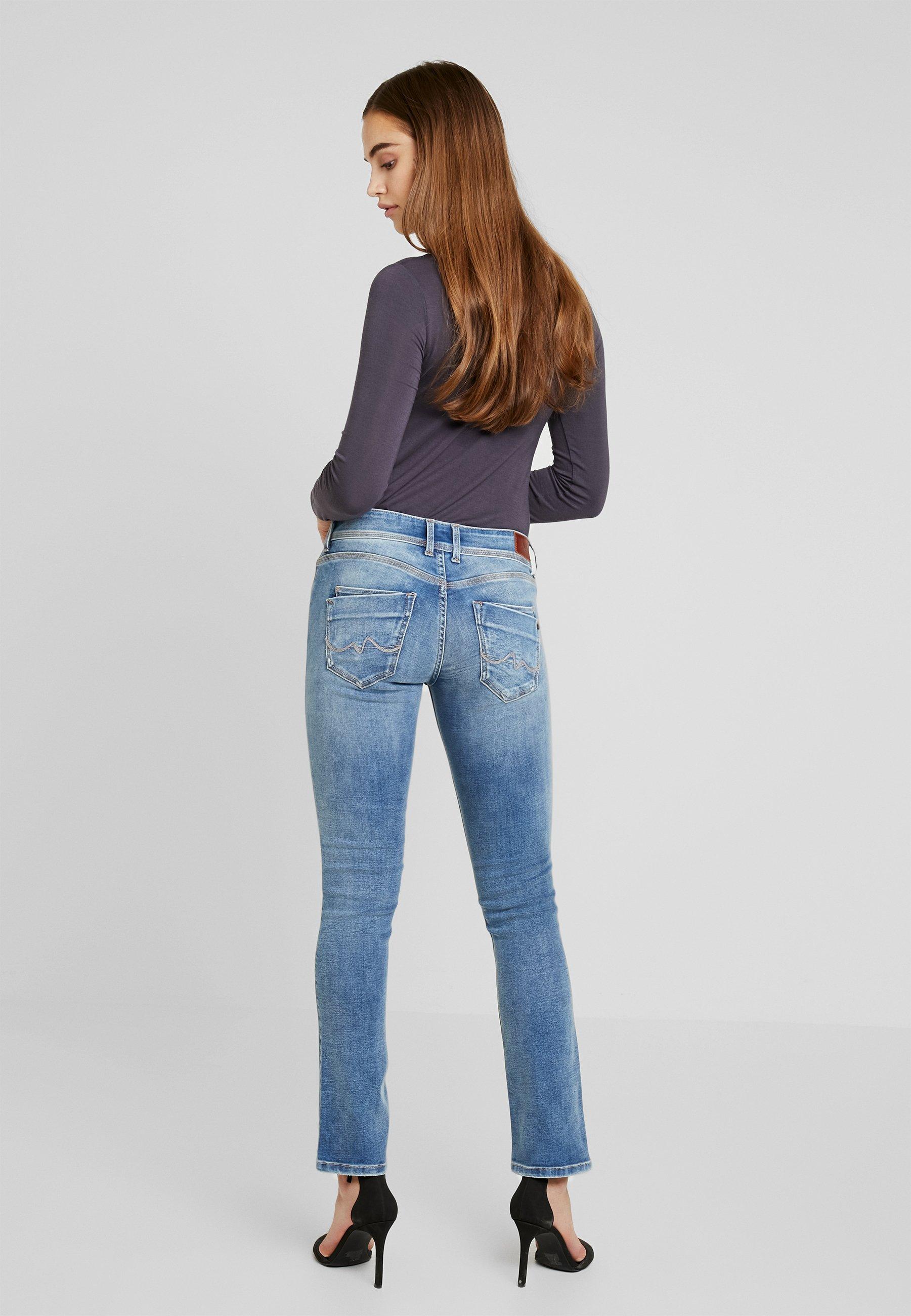 Denim Jeans SaturnJean Pepe Droit Used Light XuOTPkwlZi
