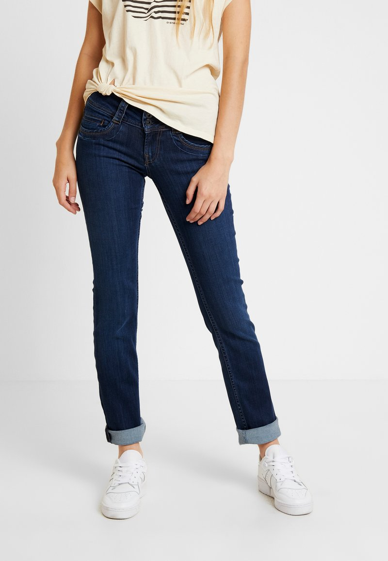 Pepe Jeans - GEN - Straight leg jeans - poweflex dark used