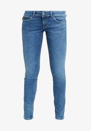 NEW BROOKE - Jeans Slim Fit - light-blue denim