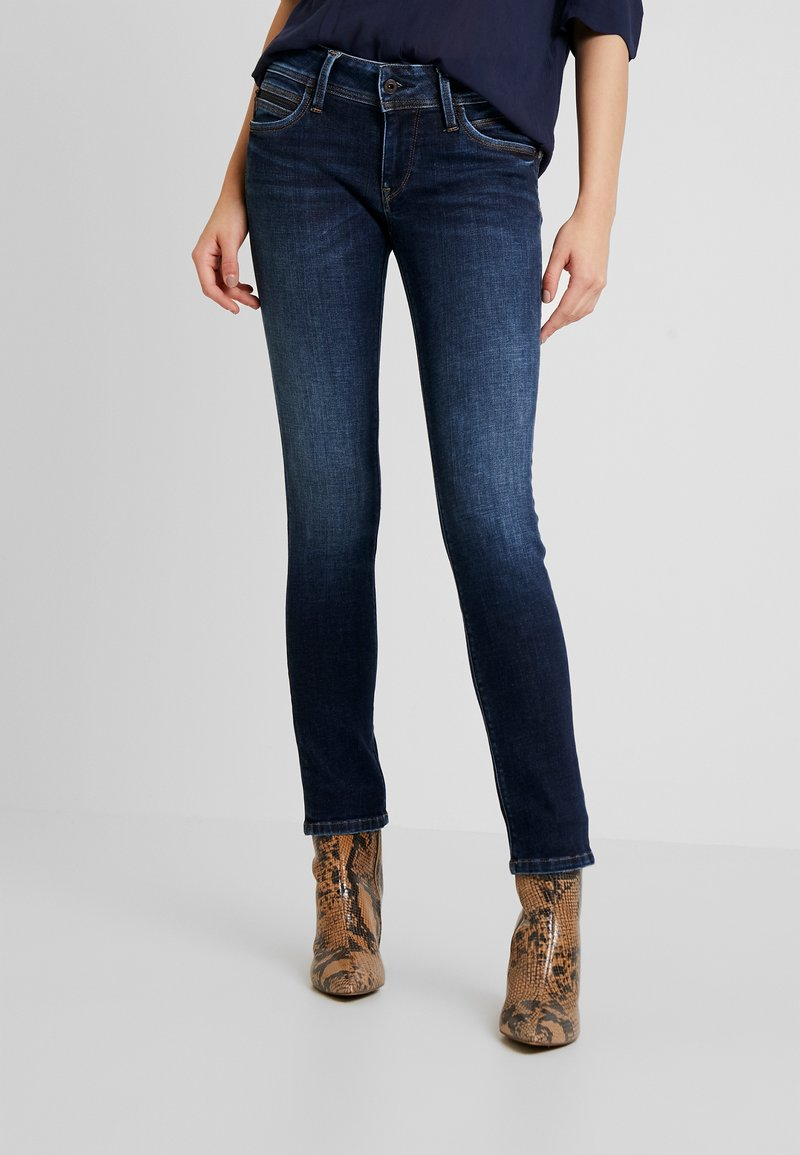 Pepe Jeans - NEW BROOKE - Jeans slim fit - denim