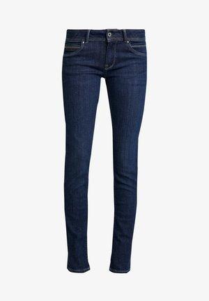 NEW BROOKE - Slim fit jeans - dark-blue denim