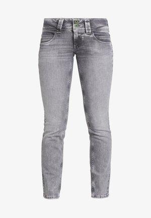 VENUS - Straight leg jeans - denim grey wiser wash