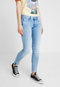 Pepe Jeans - SOHO - Jeans Skinny Fit - denim 10oz str american blue lt - 0