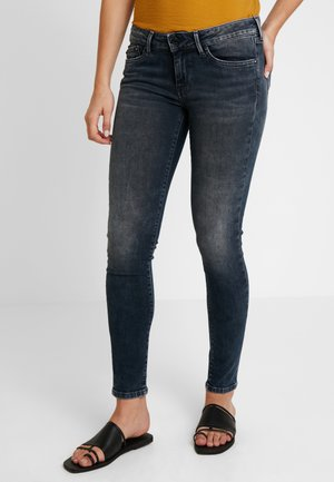 PIXIE - Jeans Skinny Fit - denim black used