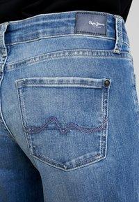 Pepe Jeans - AUBREY - Flared Jeans - stone blue denim - 3