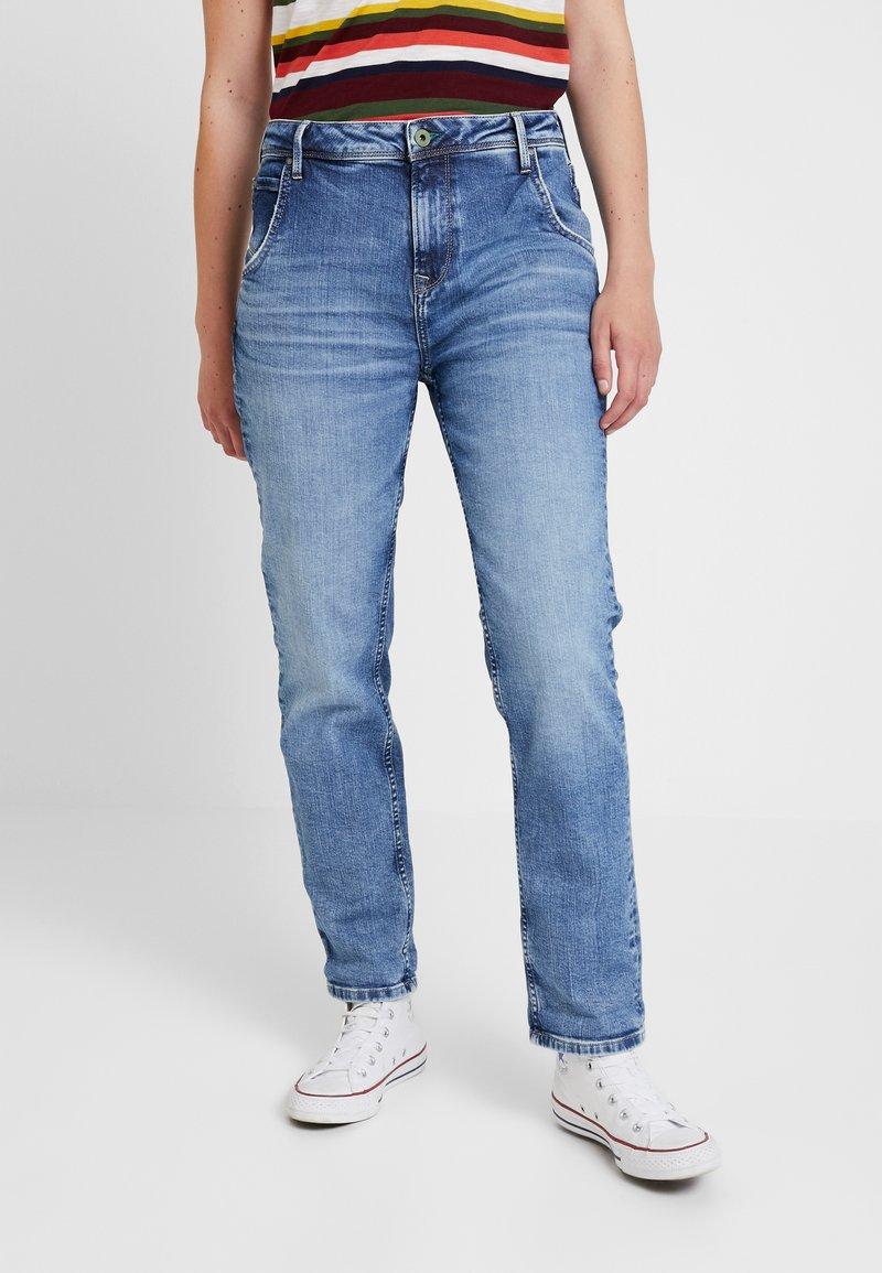 Pepe Jeans - HAZEL - Relaxed fit jeans - denim