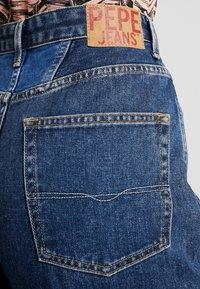 Pepe Jeans - CASEY ARCHIVE - Relaxed fit -farkut - blue denim - 3