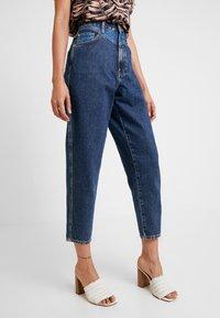 Pepe Jeans - CASEY ARCHIVE - Relaxed fit -farkut - blue denim - 0