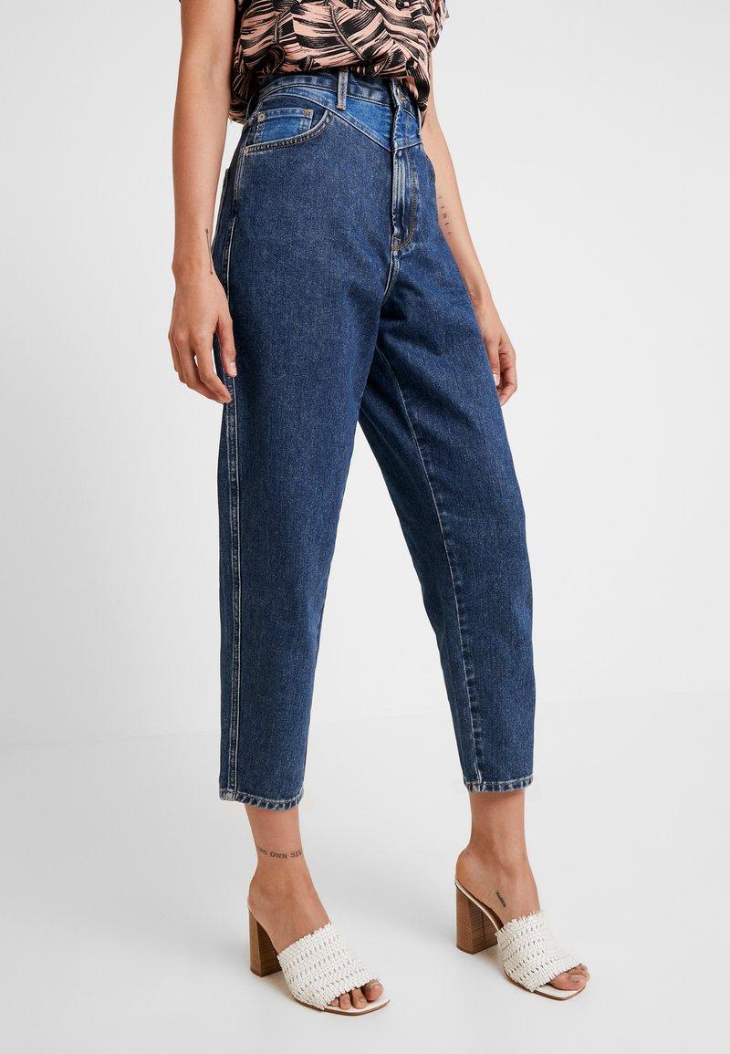 Pepe Jeans - CASEY ARCHIVE - Džíny Relaxed Fit - blue denim