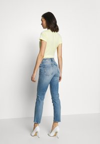 Pepe Jeans - MARY - Jeans straight leg - blue denim - 2