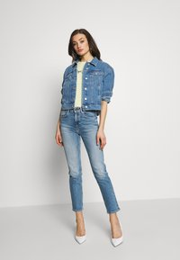 Pepe Jeans - MARY - Jeans straight leg - blue denim - 1